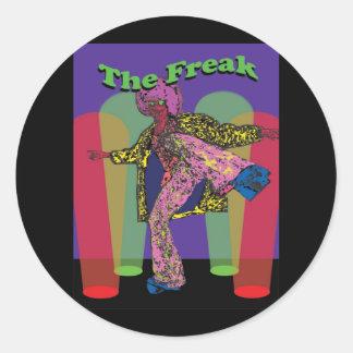 The Freak Classic Round Sticker