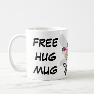 THE FREE HUGS MUG