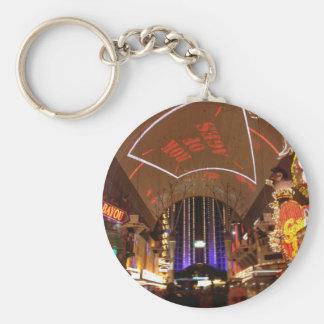 The Fremont Street Experience - Las Vegas Keychain
