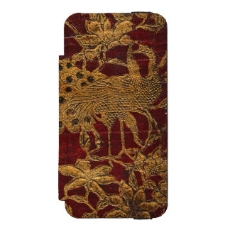 The French Poet's Diary iPhone Wallet Case Incipio Watson™ iPhone 5 Wallet Case