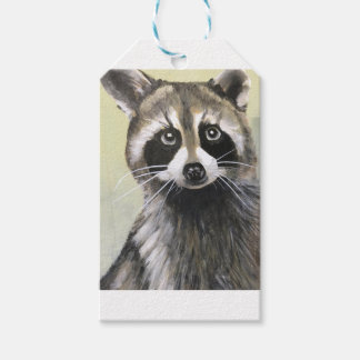 The Friendly Raccoon Gift Tags