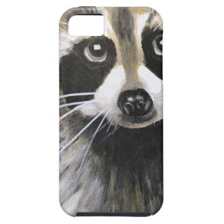 The Friendly Raccoon iPhone 5 Cover