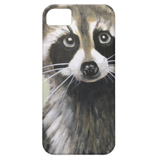The Friendly Raccoon iPhone 5 Covers