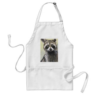 The Friendly Raccoon Standard Apron