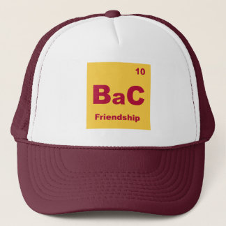 The Friendship Element Trucker Hat