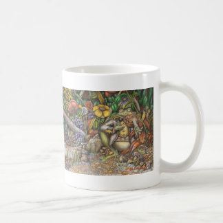 The Frog And The Fiddle - Mug