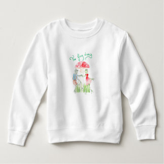 """The Frog Dance"" Toddler Fleece Sweatshirt"