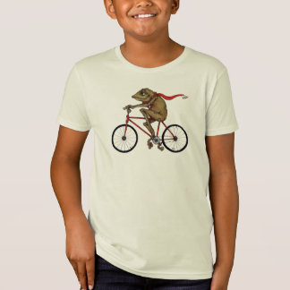 The Frog on a Bike Shirt! T-Shirt
