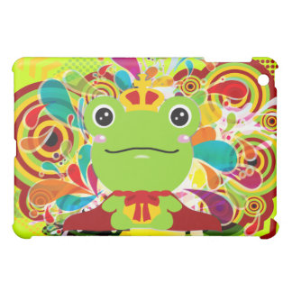 The frog which did not fit a prince case for the iPad mini