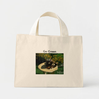 The Frogs Pad tote