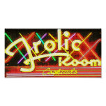 The Frolic Room  - Poster