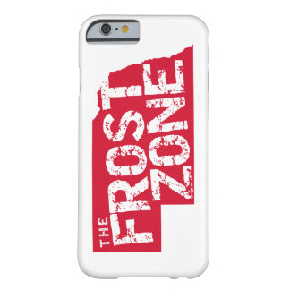The Frost Zone. Nebraska Football. Barely There iPhone 6 Case