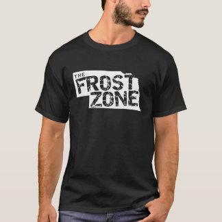 The Frost Zone. Nebraska Football  (Dark Shirt) T-Shirt