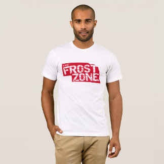 The Frost Zone. Nebraska Football T-Shirt