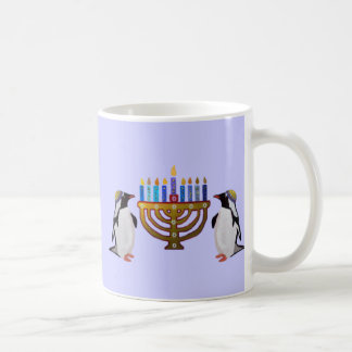 The Frozen Chosen Hannukah Mugs