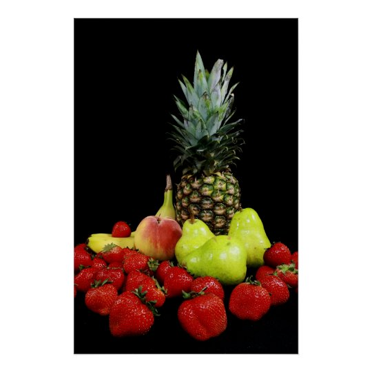 The Fruit Basket Poster