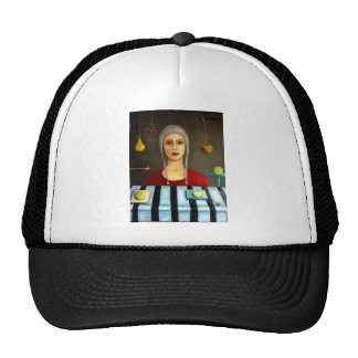 The fruit collector mesh hats