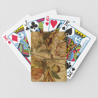 The Fruit Look Bicycle Playing Cards