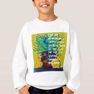 The Fruit of Our Lips Sweatshirt