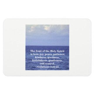 THE FRUIT OF THE SPIRIT MAGNET