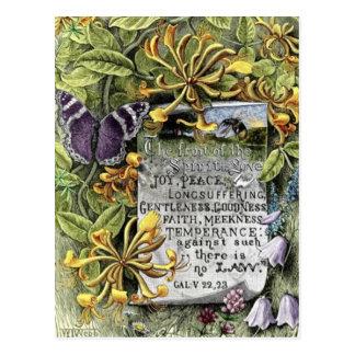 The Fruit Of The Spirit Postcard