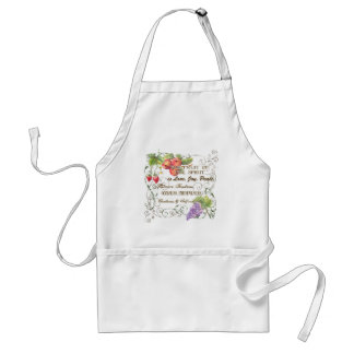 The Fruit of the Spirit Woman s Apron