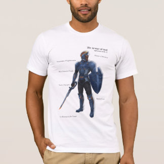 The Full Armor Of God T-Shirt