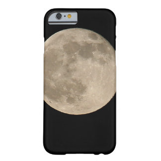 THE FULL MOON BARELY THERE iPhone 6 CASE