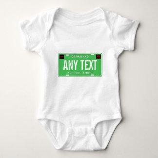 The Full Stupid Baby Bodysuit