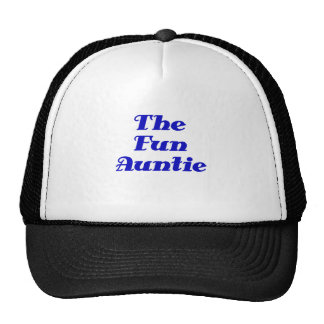 The Fun Auntie Hats