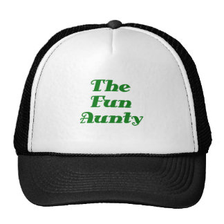 The Fun Aunty Mesh Hats