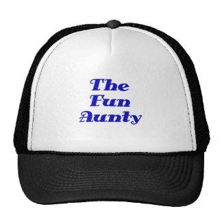 The Fun Aunty Trucker Hat