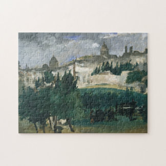The Funeral - Édouard Manet Jigsaw Puzzle