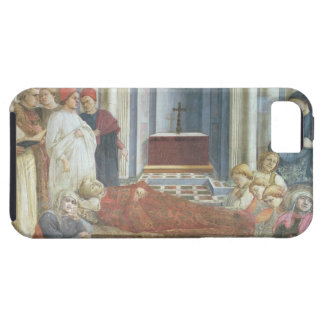 The Funeral of St. Stephen, detail from the cycle iPhone 5 Cover