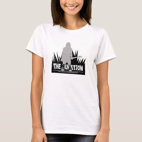 "The Funktion's ""Ladies"" Fitted Top"