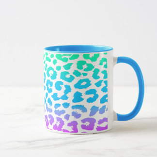 The Funky Leopard Mug