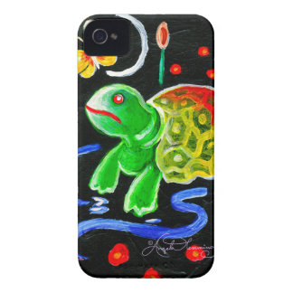 The Funky Turtle Case-Mate iPhone 4 Cases