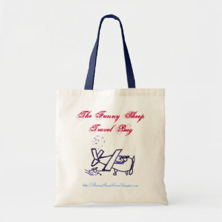 The Funny Sheep Travel Bag