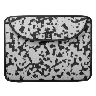 The fur collection - Dalmatian Fur MacBook Pro Sleeves