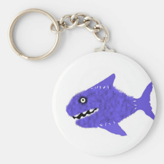 The Furry Whale Shark. Keychain