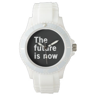 The Future Is Now Watch