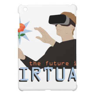 The Future Is Virtual iPad Mini Case