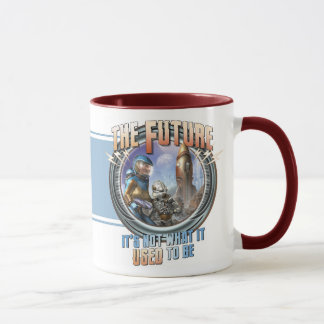 The Future - It's Not What It Used to Be Mug