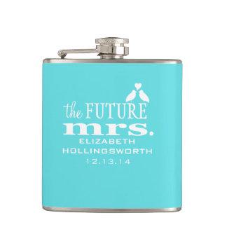 The Future Mrs.-Brides Hip Flask