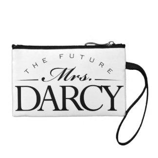 """The Future Mrs. Darcy"" Clutch"