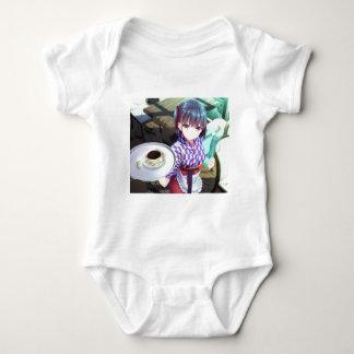 The Future Of Maid Cafe : Irasshaimase! Baby Bodysuit