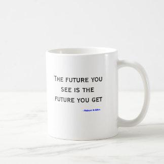 The future you see Mug