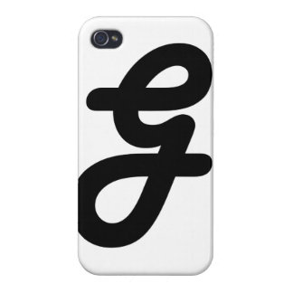 The G Sign Case iPhone 4 Cover