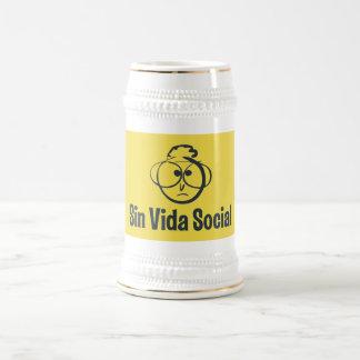 The Gafotas Jar of beer Beer Stein