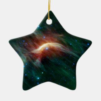 The Galaxy Ceramic Star Ornament